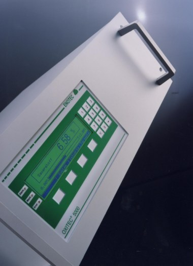 OXITEC 500E Extractive Oxygen Analysing System